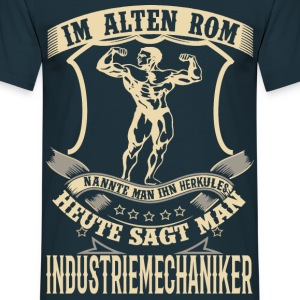 Industriemechaniker Shirt Pullover & Hoodies - Männer T-Shirt