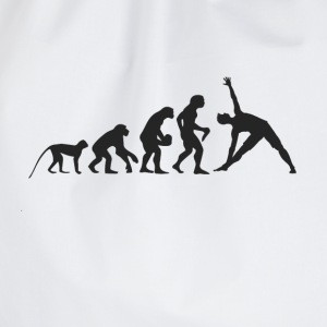 Evolution Yoga T-shirts - Gymnastikpåse