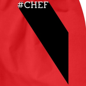 #CHEF - Long Shadow T-Shirts - Turnbeutel
