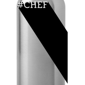#CHEF - Long Shadow T-Shirts - Trinkflasche