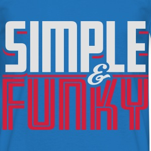 Simple&funky Sweat-shirts - T-shirt Homme