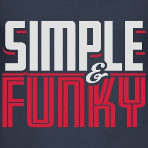 Simple&funky Sweat-shirts - Tee shirt près du corps Homme