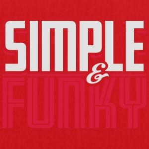 Simple&funky Tee shirts - Tote Bag