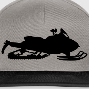 Snowmobile T-shirts - Snapbackkeps