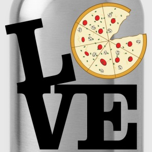 Love Pizza Tee shirts - Gourde