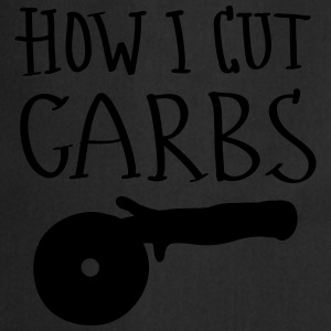 How I Cut Carbs Tee shirts - Tablier de cuisine
