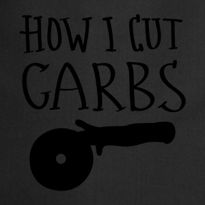 How I Cut Carbs T-skjorter - Kokkeforkle