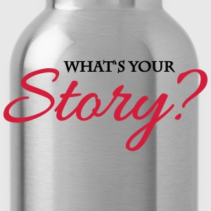 What's your story? Tee shirts - Gourde