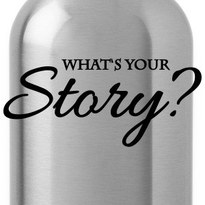 What's your story? Sportkleding - Drinkfles