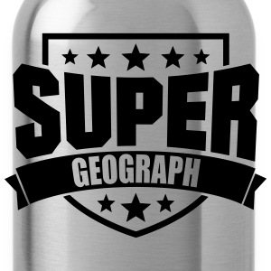 Super Geograph T-Shirts - Trinkflasche