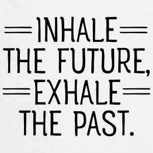 Inhale and exhale Topit - Esiliina