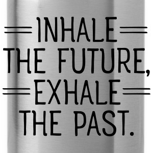 Inhale and exhale T-shirts - Drinkfles