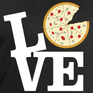 Love Pizza Tee shirts - Sweat-shirt Homme Stanley & Stella