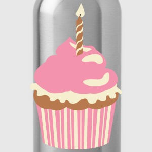 Birthday Cupcake T-shirts - Drinkfles