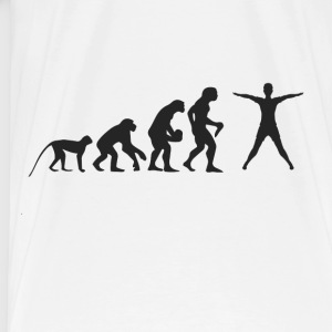 Evolution Yoga Toppe - Herre premium T-shirt