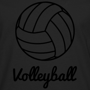 Volleyball Volley ball Tee shirts - T-shirt manches longues Premium Homme