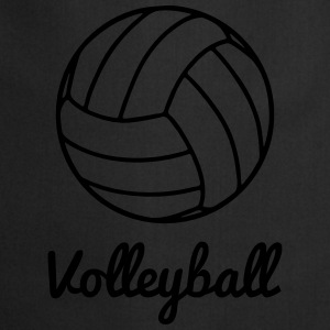 Volleyball Volley ball Sweat-shirts - Tablier de cuisine