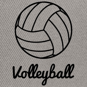 Volleyball Volley ball Hoodies & Sweatshirts - Snapback Cap