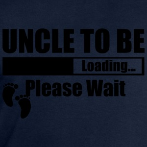 Uncle To Be Loading Please Wait T-Shirts - Men's Sweatshirt by Stanley & Stella
