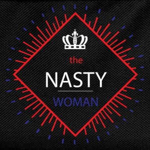 The Nasty Woman T-Shirts - Kids' Backpack