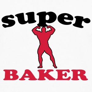 Super baker T-Shirts - Men's Premium Longsleeve Shirt