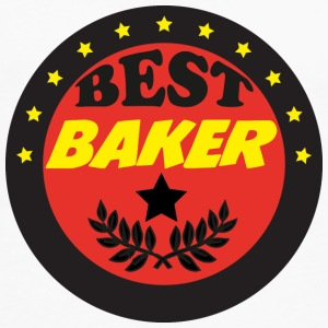 Best baker T-Shirts - Men's Premium Longsleeve Shirt
