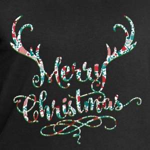Merry christmas serf Tee shirts - Sweat-shirt Homme Stanley & Stella