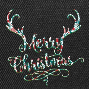 Merry christmas serf Tee shirts - Casquette snapback