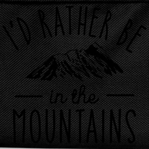 I'd Rather Be In The Mountains Sudaderas - Mochila infantil