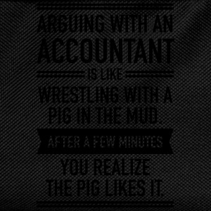 Arguing With An Accountant... Pullover & Hoodies - Kinder Rucksack