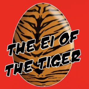 The Ei of the Tiger - Kinder Premium Hoodie