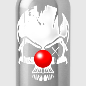 Horror Clown T-Shirts - Trinkflasche