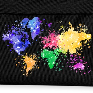 Rainbow Map Hoodie - Kids' Backpack