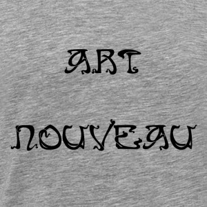Art Nouveau - Men's Premium T-Shirt