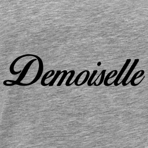 Demoiselle - Men's Premium T-Shirt