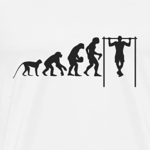 Evolution Fitness Tops - Männer Premium T-Shirt