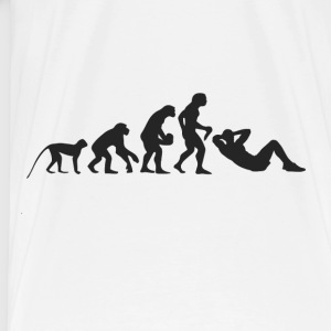 Evolution Fitness Tops - Men's Premium T-Shirt