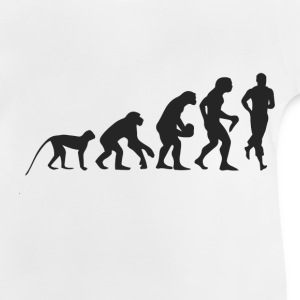 Evolution Fitness Tee shirts - T-shirt Bébé