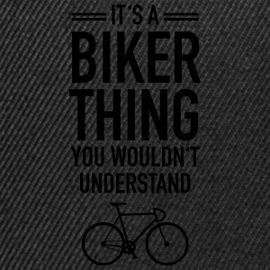 It's A Biker Thing - You Wouldn't Understand Tröjor - Snapbackkeps