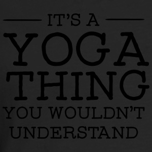 It's A Yoga Thing - You Wouldn't Understand Sweatshirts - Herre premium T-shirt med lange ærmer
