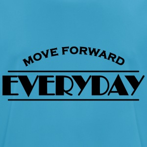 Move forward everyday Sports wear - Men's Breathable T-Shirt