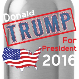Donald Trump For President 2016 T-Shirts - Water Bottle