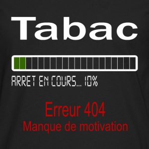 tabac - T-shirt manches longues Premium Homme