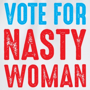 Vote For Nasty Women  T-Shirts - Drawstring Bag
