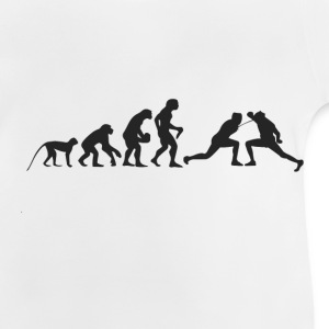 Evolution of fencing Shirts - Baby T-Shirt