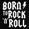 Born to rock n roll Baby T-shirts - Baby T-shirt