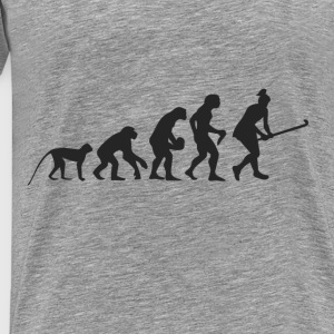 Evolution Hockey Manches longues - T-shirt Premium Homme