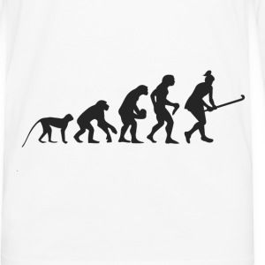 Evolution Hockey Baby body - Mannen Premium shirt met lange mouwen