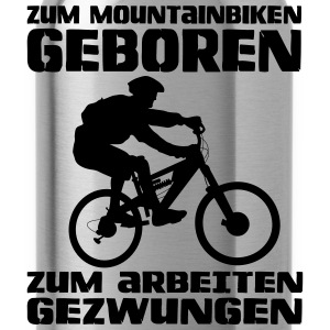 MOUNTAINBIKE T-Shirts - Trinkflasche