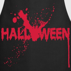 Halloween Blood Splatter T-skjorter - Kokkeforkle